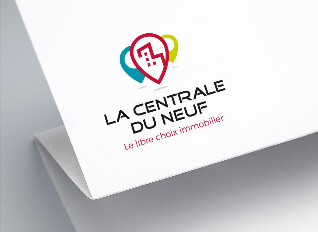 creation logo cartes de visite