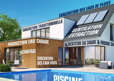 Fransbonhomme, affiches promotionnelles
